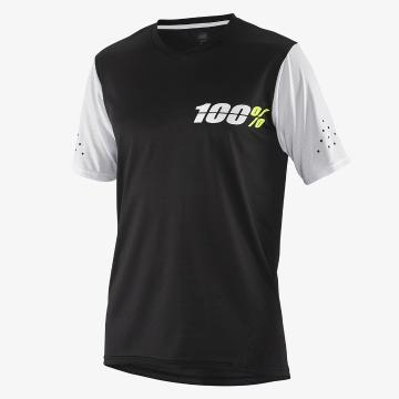 Ride 100% 2019 Youth Ridecamp Jersey -  Black