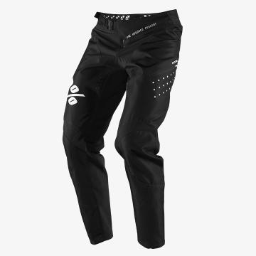 Ride 100% Youth R-Core Pants -  Black