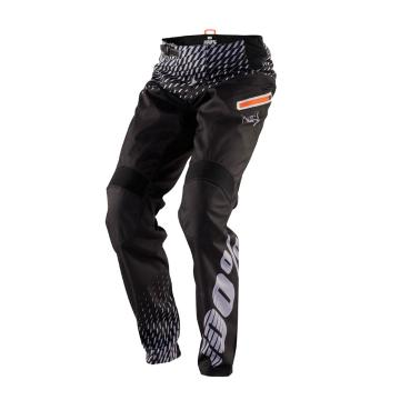 Ride 100% Youth R-Core Supra DH Pants - Black/Grey