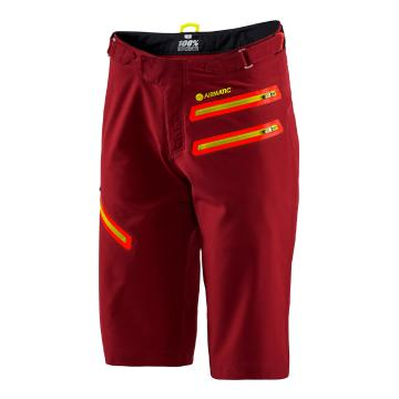 Ride 100% Women's Airmatic Shorts - Red