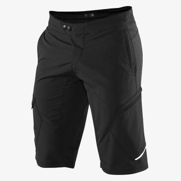 Ride 100% Youth Ridecamp Shorts -  Black