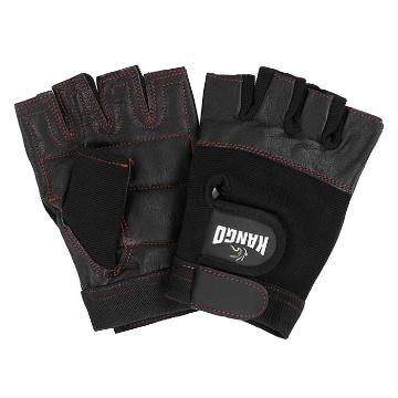 Kango Weight Lifting Gloves Black