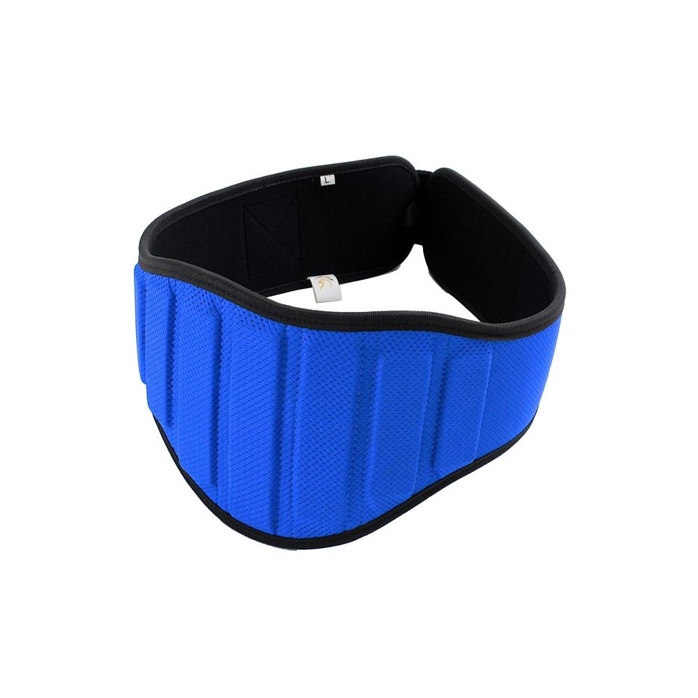 Weight Lifting Belt Blue Large - 110cm