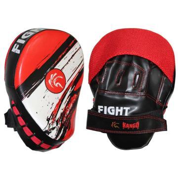 Kango PV-B Focus Mitt - Black/Red