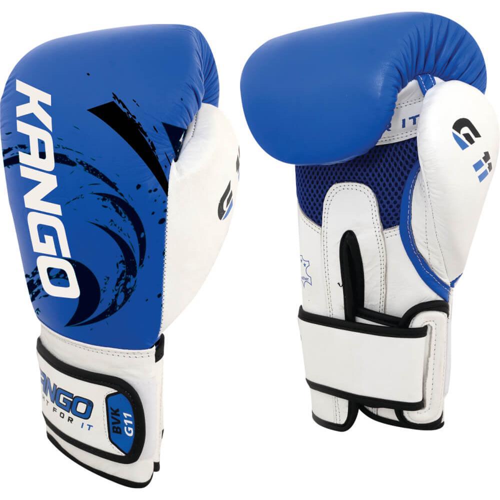 Kango Leather Boxing Gloves 14oz