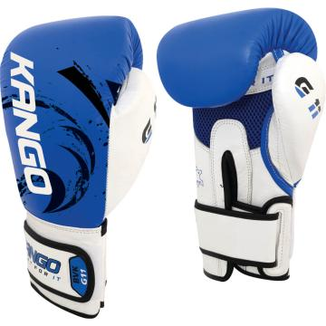 Kango Kango Leather Boxing Gloves 14oz