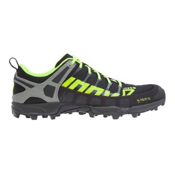 Inov8 Kid's X-Talon 212 Trail Shoes - Black/Neon Yellow/Grey