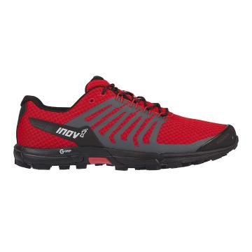Inov8 Men's Roclite 290 V2 Trail Shoe - Red/Black