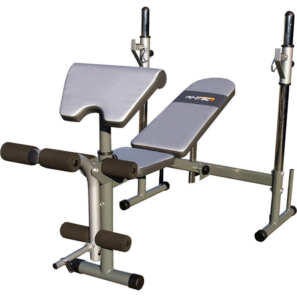 Olympic Weight Bench 2050