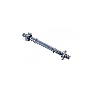 Olympus Spinlock Dumbbell Rod 14in - Silver