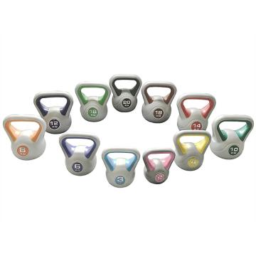 Olympus PE Coated Cement Kettlebell