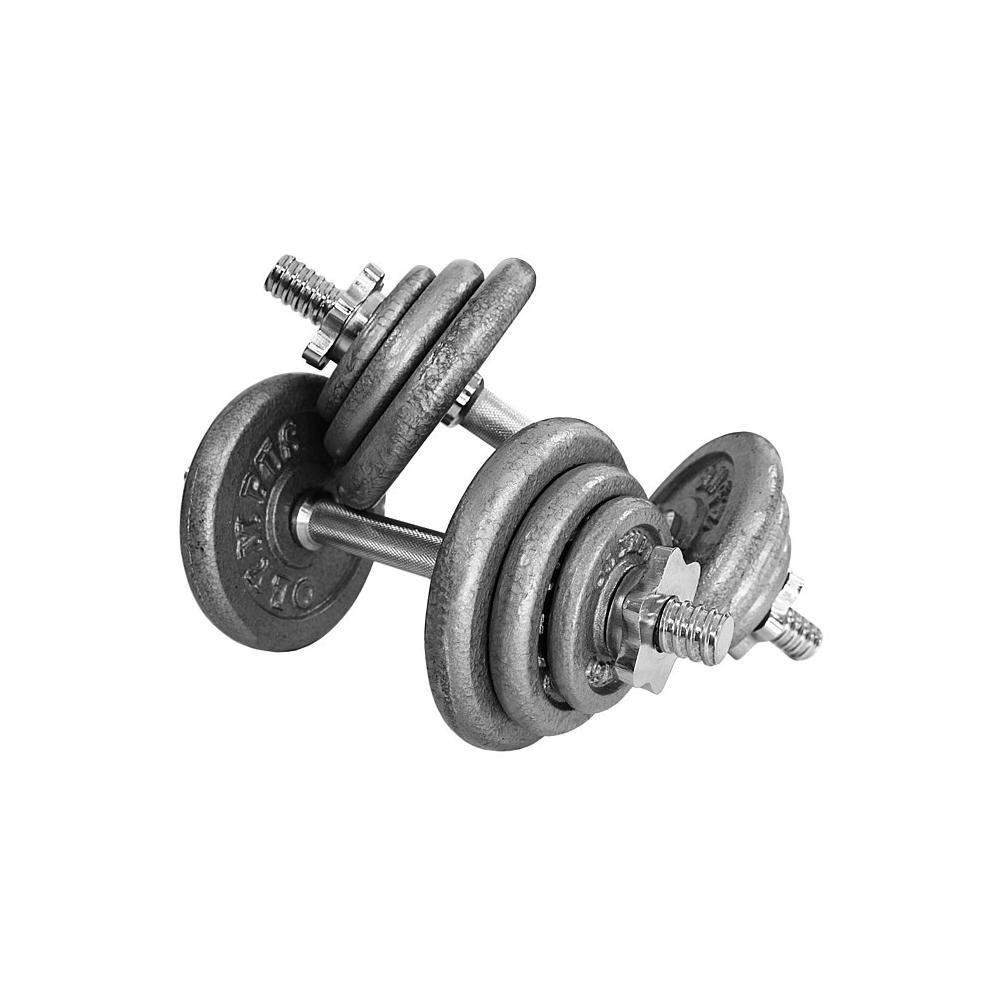 20kg Dumbbell Set - Deluxe