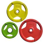 Olympus Olympic Rubber Plate 25kg