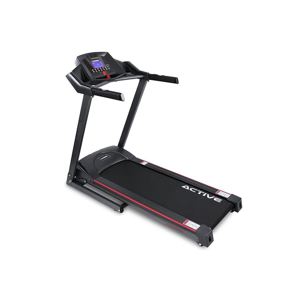 Active X40 Treadmill - Grey/Red