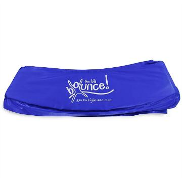 The Big Bounce Safety Pads 14ft - Blue