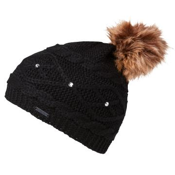 Rojo   Girls Best Friend Beanie - True Black