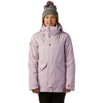 Rojo Women's Aster Snow Jacket - Winsome Orchid