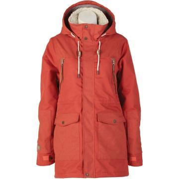 Rojo 2018 Women's Society Jacket - Hot Sauce