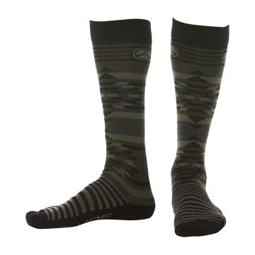 Rojo Boys Tribe Sock - Kombu Green