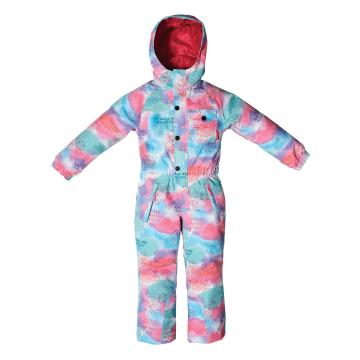 Rojo 2018 Girl's 10k Snow Onesie 4 Year Old