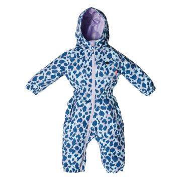 Rojo 2018 Girl's 10k Snow Onesie 0-3 Year Old