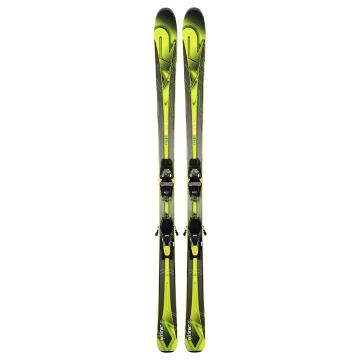K2 2017 Men's Ikonic 80 Skis + MXC12 TCX Light Bindings