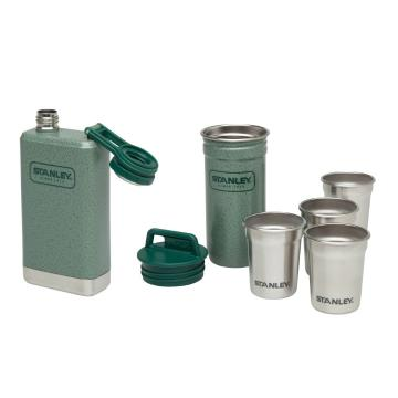Stanley Adventure Flask & Shot Set