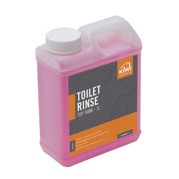 Kiwi Camping Toilet Rinse Top Tank Chemical 1L