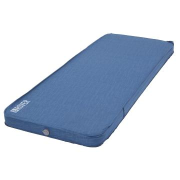Kiwi Camping Rover Single Self-Inflating Mat - Blue/Grey
