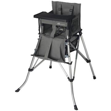 Kiwi Camping Tiny Tot High Chair - Black