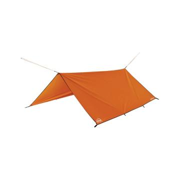 Kiwi Camping Kereru 6 Fly - Orange