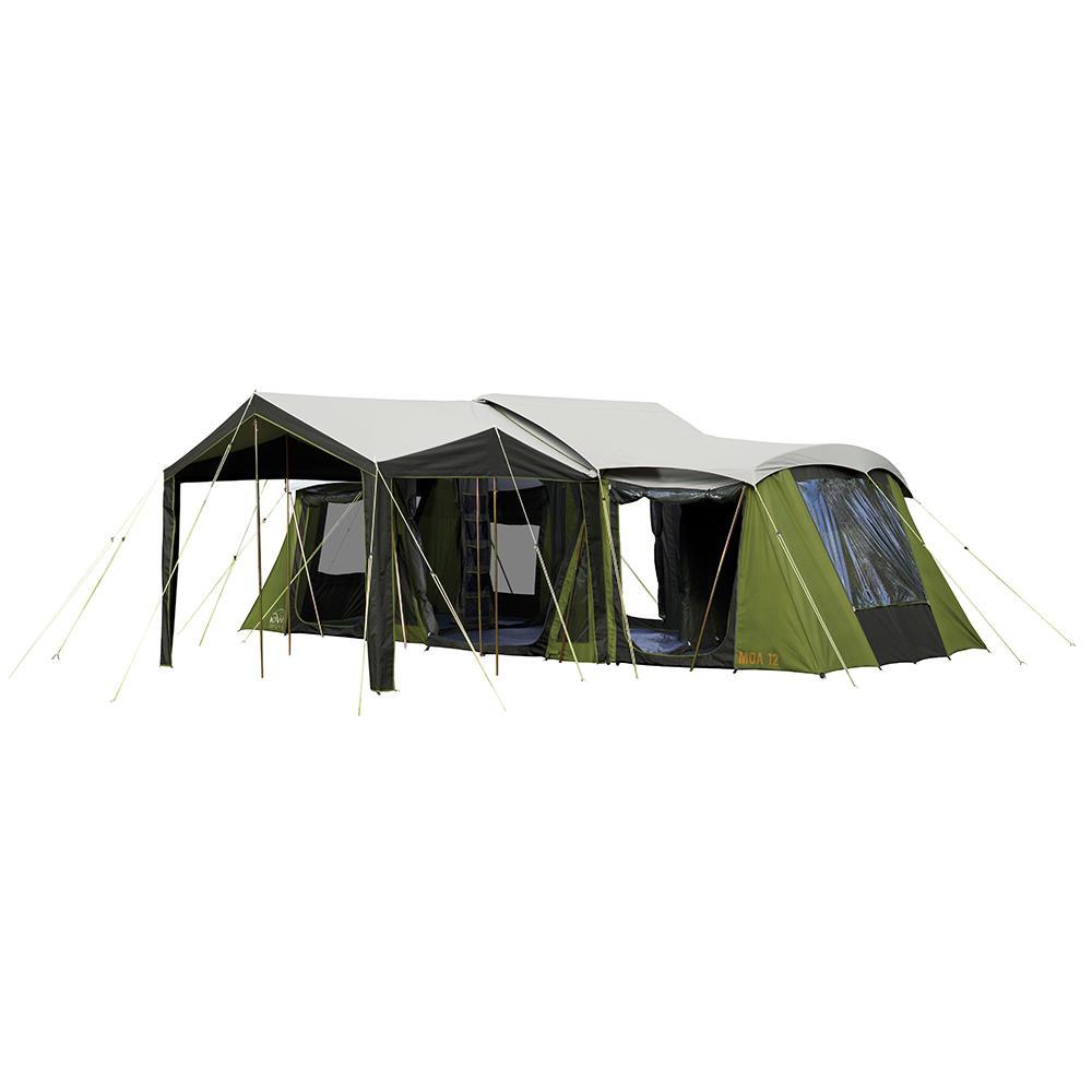 Moa 12 Canvas Tent