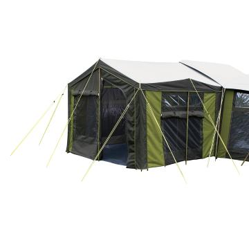 Kiwi Camping Moa 12 Sunroom