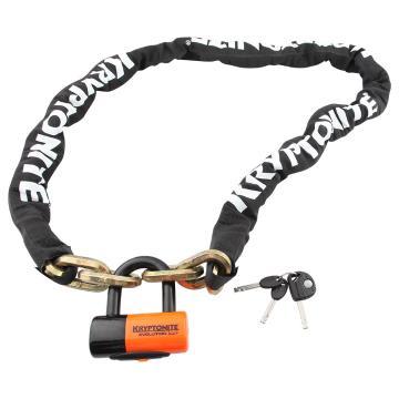 Kryptonite New York Chain 1217 with EV Series 4 Disc Lock 12mm x 170cm