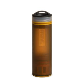 Grayl Ultralight Compact Purifier Bottle - Coyote Amber