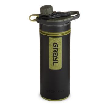 Grayl Geopress Purifier Bottle - Black