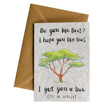 Little Difference I Got You A Tree Gift Card