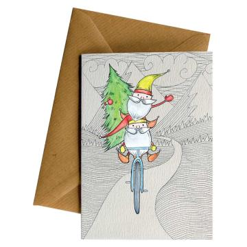 Little Difference Elves Bike Gift Card