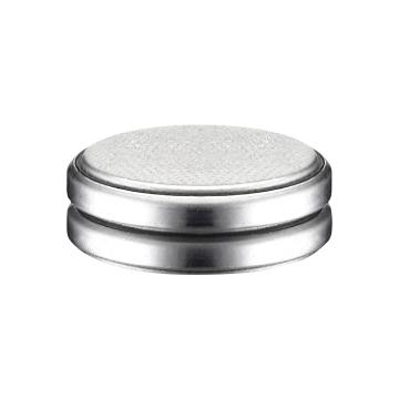 Lezyne CR2032 Batteries - 2 Pack - Silver