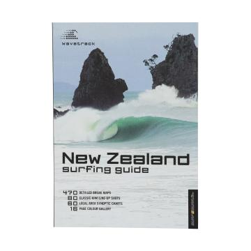 New Zealand Surf Guide Book