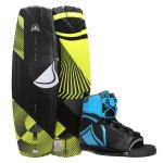 Liquid Force Classic 138cm Wakeboard + Index 8-12 Binding