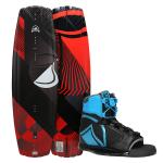 Liquid Force Classic 142cm Wakeboard + Index 12-15 Binding