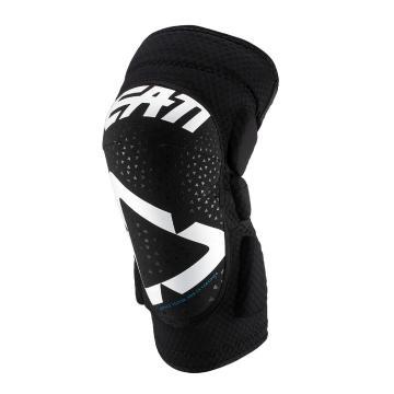 Leatt 3DF 5.0 Mini Knee Guards - White/Black