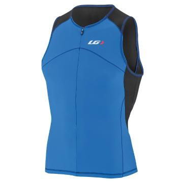Louis Garneau 2016 Comp Sleeveless Tri Cycle Jersey