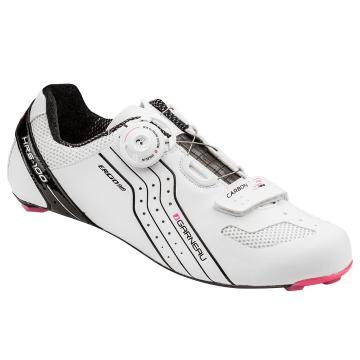 Louis Garneau Women's Carbon LS-100 Shoes - White