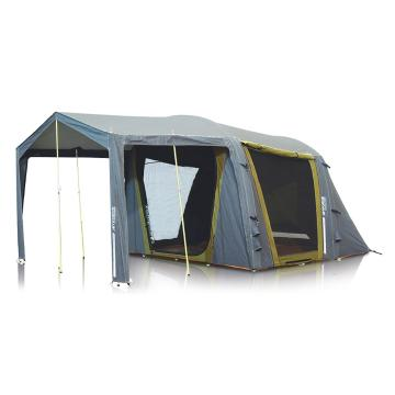 Zempire Jet Force Inflatable Canvas Tent