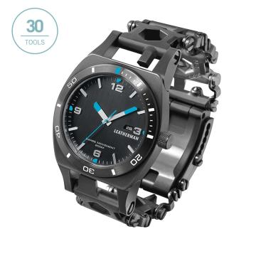 Leatherman Tread Tempo Watch - Black