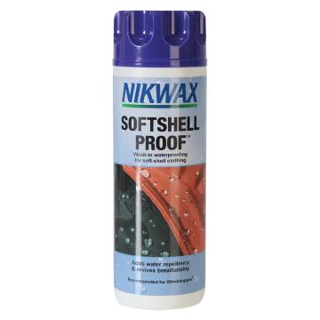 Nikwax Softshell Proof Wash In - 300ml