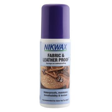 Nikwax Fabric & Leather Proof Treatment - 125ml