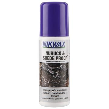 Nikwax Nubuck & Suede Leather Waterproofing - 125ml